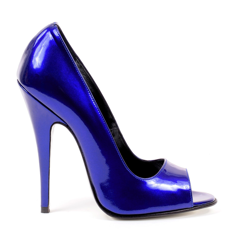 pumps 955 623 royal metallic high heels shop by fuss. Black Bedroom Furniture Sets. Home Design Ideas