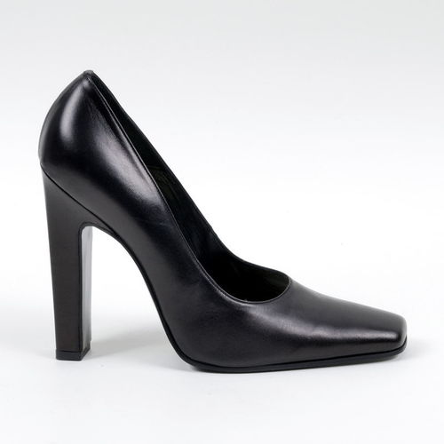 Pumps - Le-1919-1820 - Vitello nero