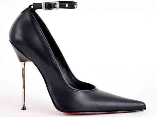 Pumps - 3207 - Vitello nero