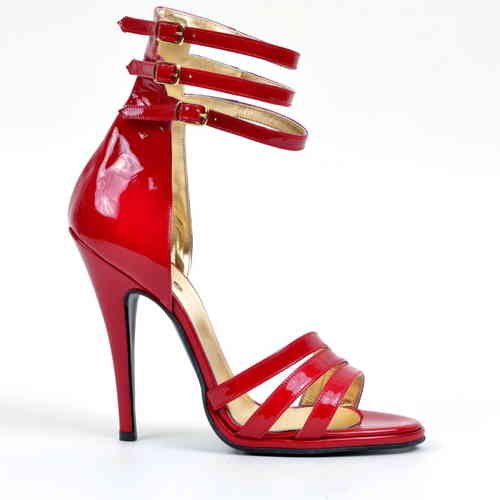 Sandals - 2320-623 - Vernice rosso