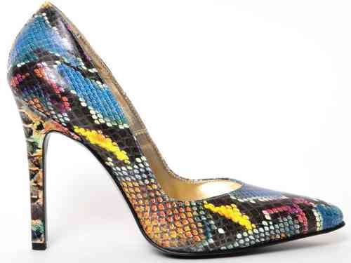 Pumps - 160 - Stamp25 - multicolour