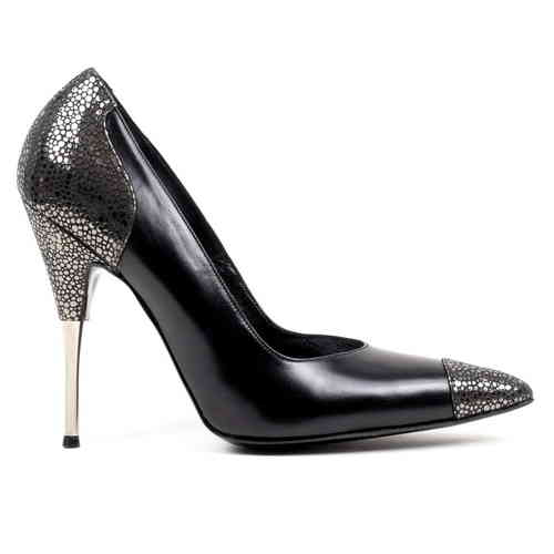 Pumps - 3048-418 - nero-deco
