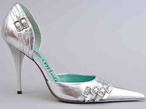 Pumps - 790-470 - metal argento