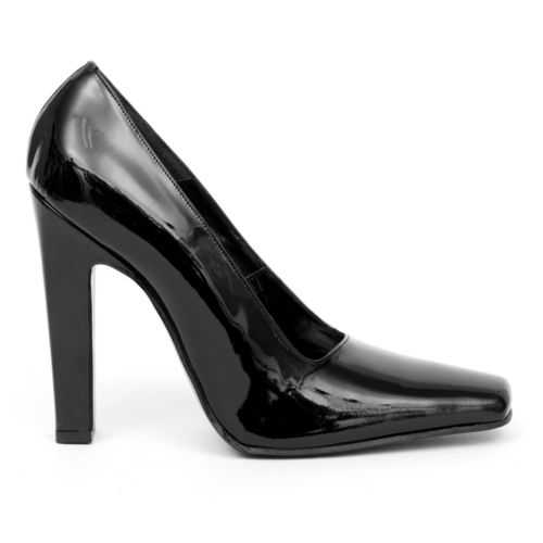 Pumps - 2059-1820 - Vernice nera