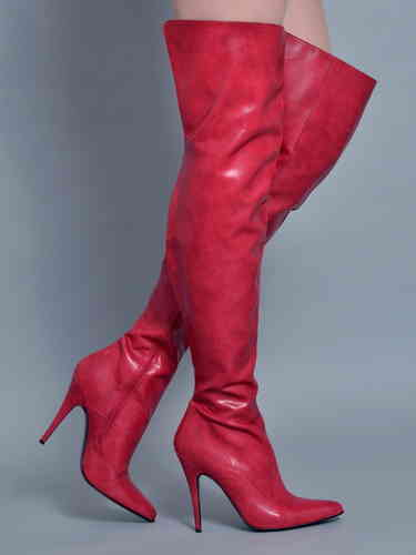 Boots - 1667-623 - Naxos rosso