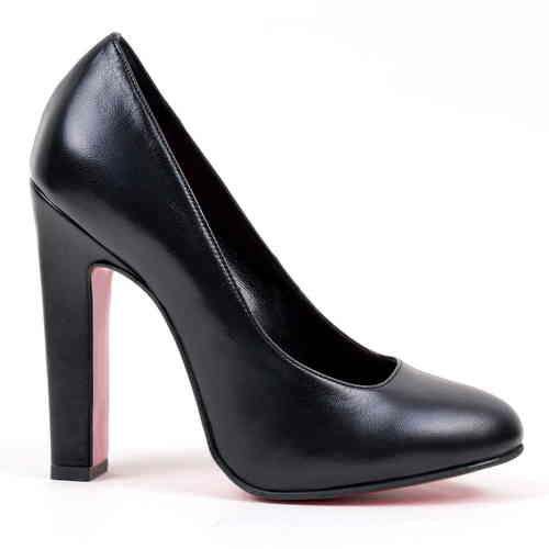 Pumps - 2880-1820 - Vitello nero