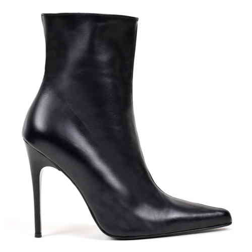 Boots - 2063-2386 - Vitello nero