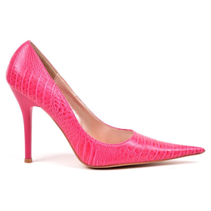pumps 21 fushia high heels shop by fuss