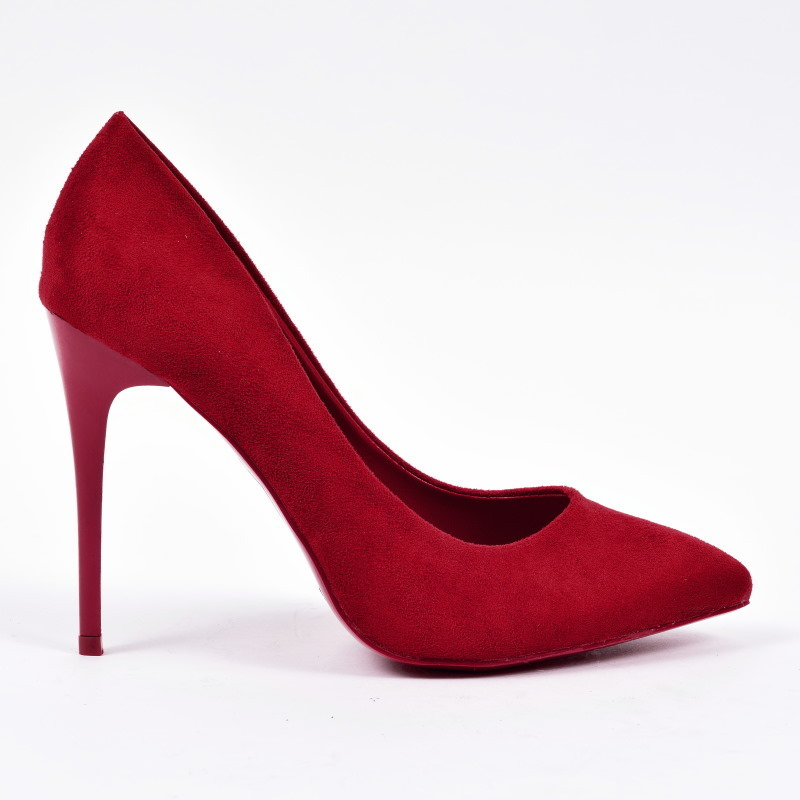 cf7adf9fe40bc6 Pumps - Nala-24 - red - High Heels Shop by FUSS Schuhe - Sexy Shoes ...