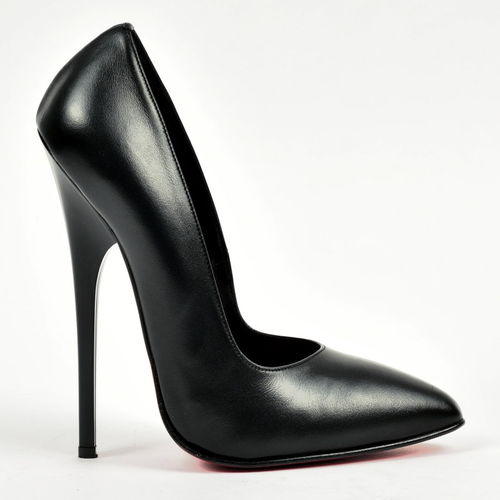 Pumps - 1919-2443 - Vitello nero