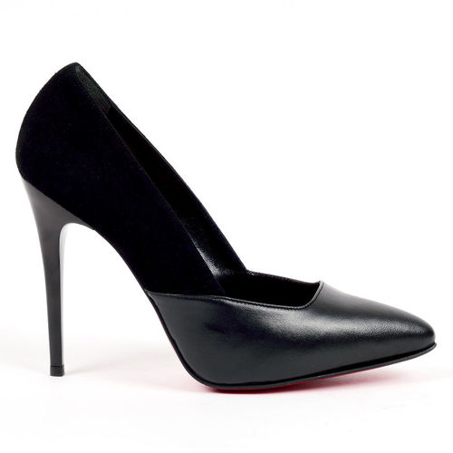 Pumps - 900-3212 - Vitello nero