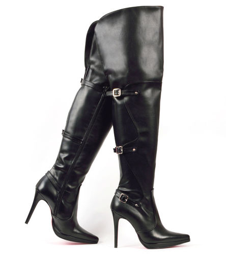 Boots - 4169 - Vitello nero