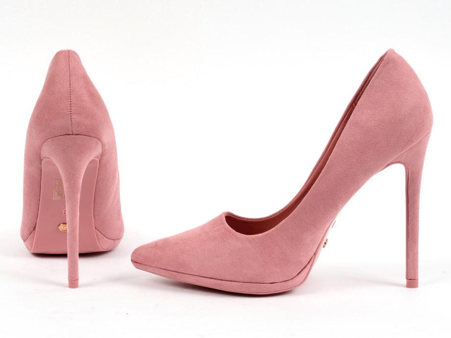 pumps suani 26 pink high heels shop by fuss schuhe. Black Bedroom Furniture Sets. Home Design Ideas