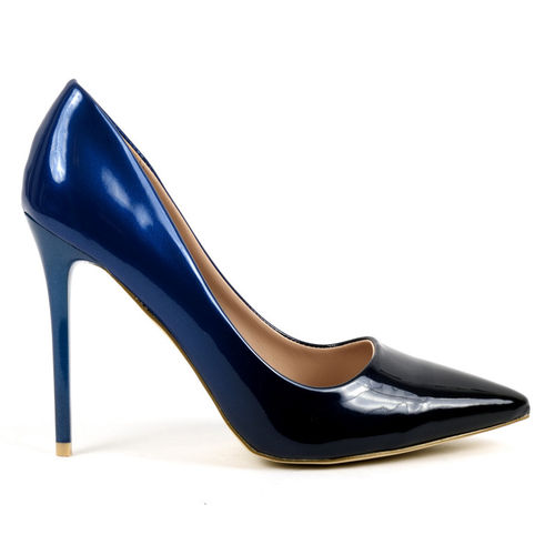 Pumps - Amadea-27 - blue