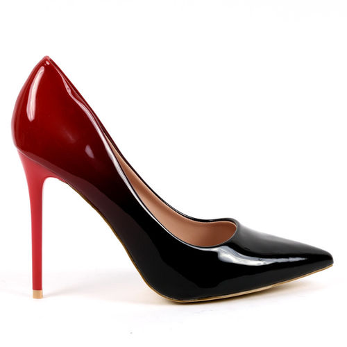 Pumps - Amadea-27 - red