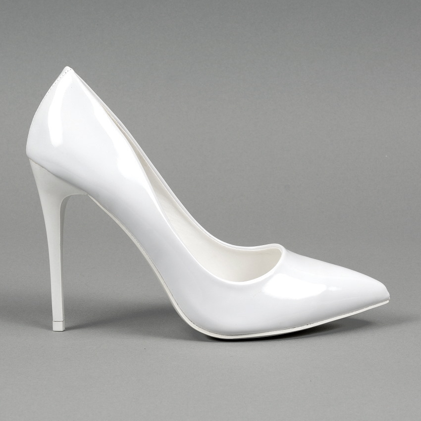 new arrivals Good Prices factory price Pumps - Bianca-24 - white