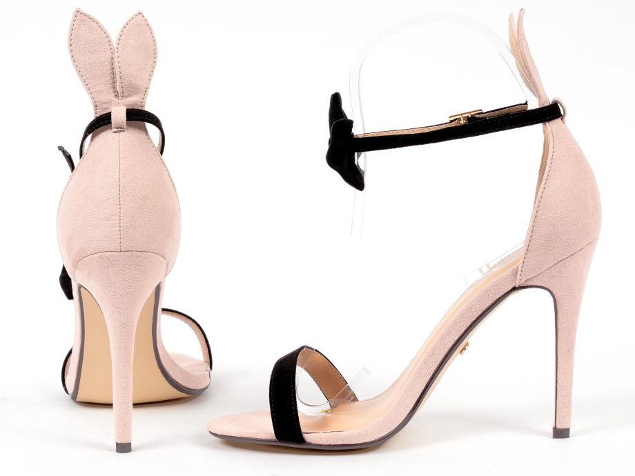 Sexy heiße rosa Schuhe