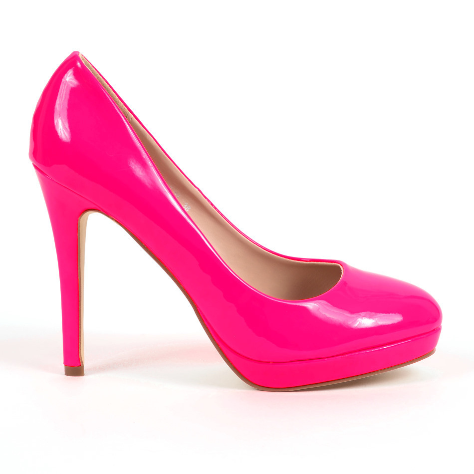 separation shoes 01043 38b1a PL - Jessy-25 - pink neon