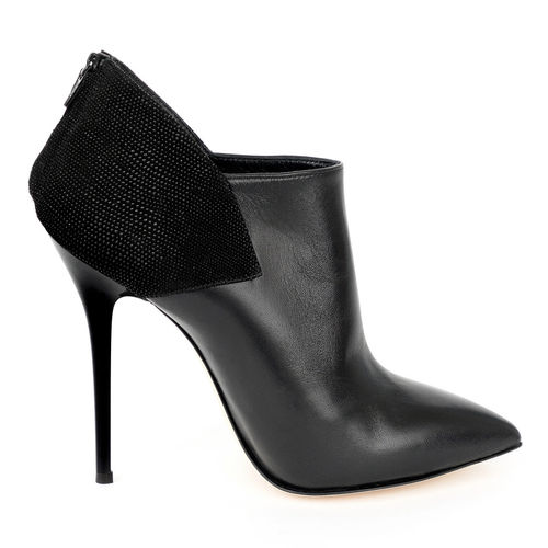 Pumps - 8001 - Vitello nero