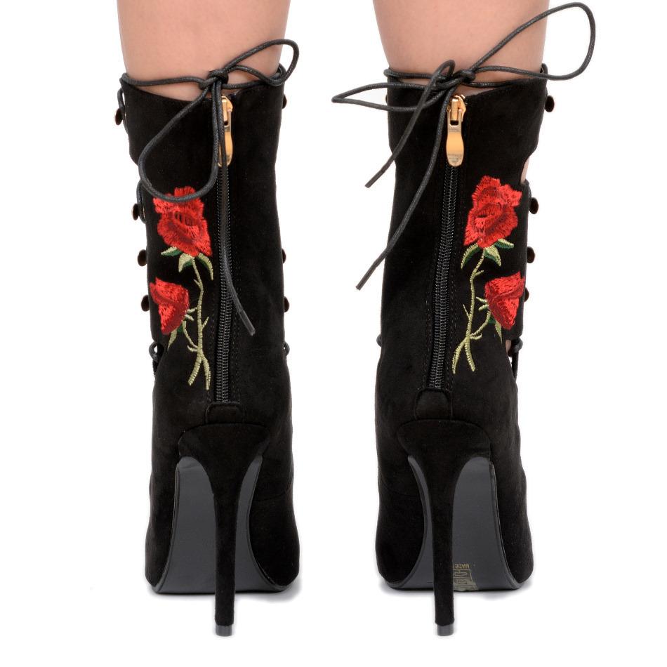 sandals fidora 20 nero high heels shop by fuss. Black Bedroom Furniture Sets. Home Design Ideas