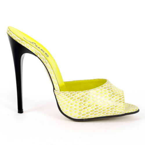 Mules - C-2386 - chicco-beige-giallo *Limited-Edition*