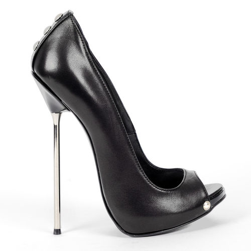 Pumps - SC-262 - Nappa nero