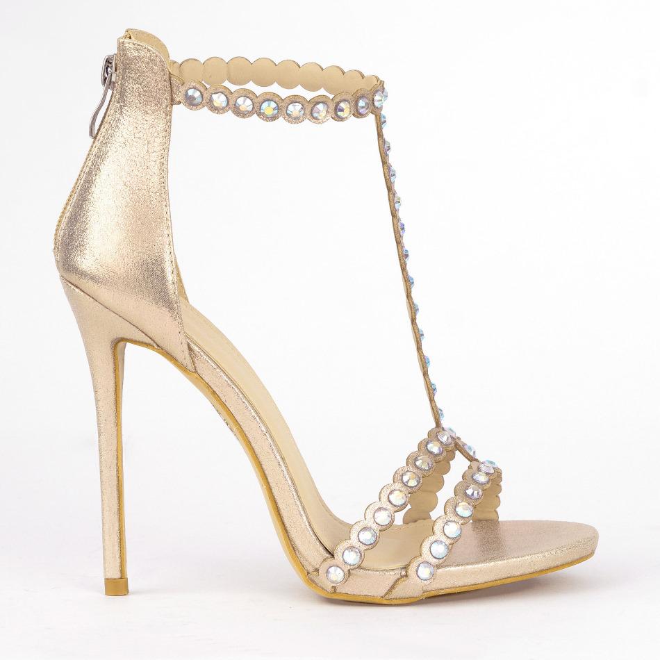 Sandals Rosalie 23 Champagne