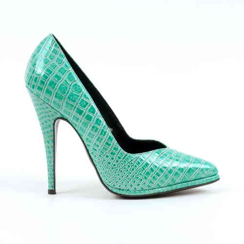 Pumps - 1919-623 - Acquamarina