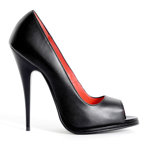 Pumps - 955-623 - Vitello-nero