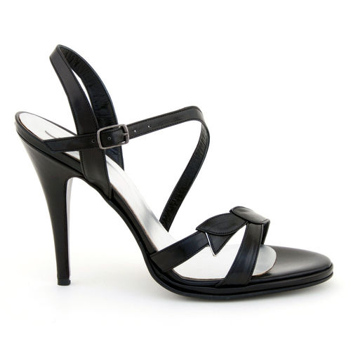 Sandals - K1597 - Vitello nero