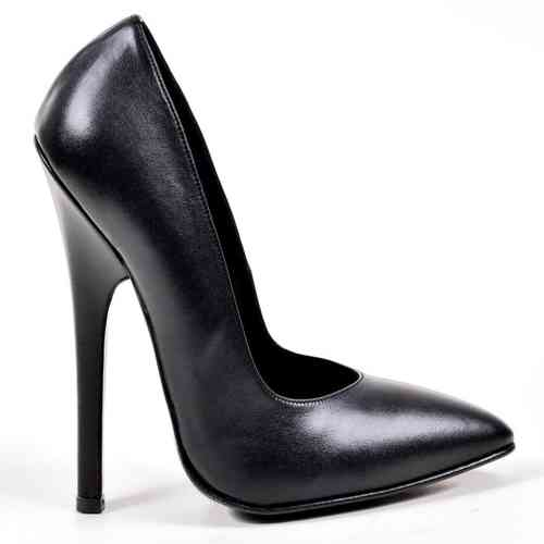 Pumps - Le1919-2443 - Vitello nero