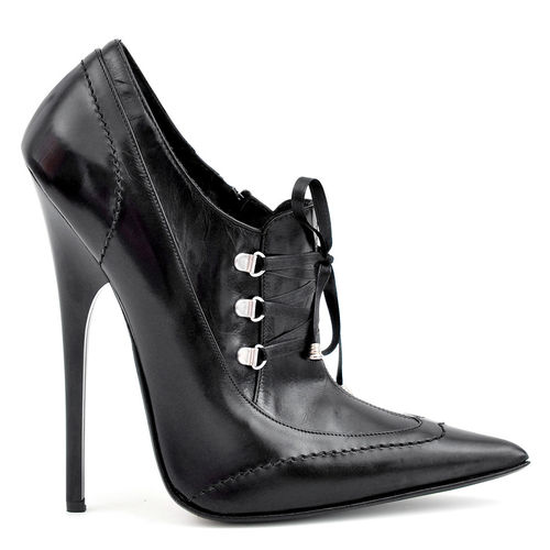Pumps - 859-2443 - Vitello nero