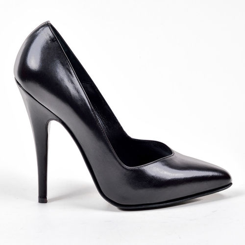 Pumps - 1919-623 - Vitello nero