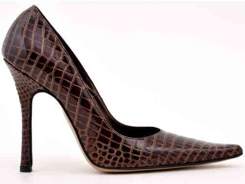 Pumps - 418-518 - kaiman-marrone