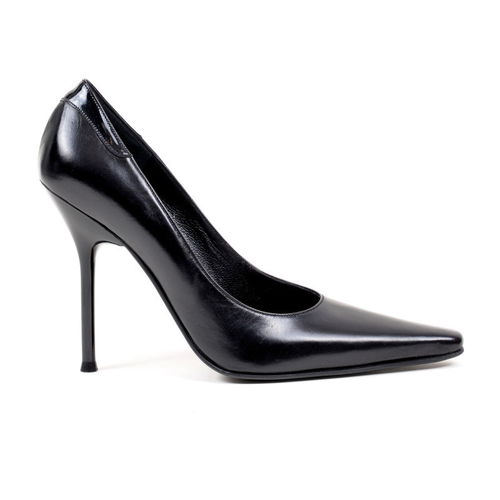 Pumps - 098-2107 - Vitello nero