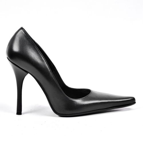 Pumps - 419-518 - vitello nero