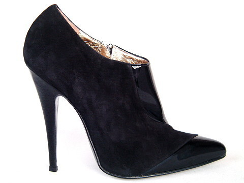 Pumps - 1002 - nero