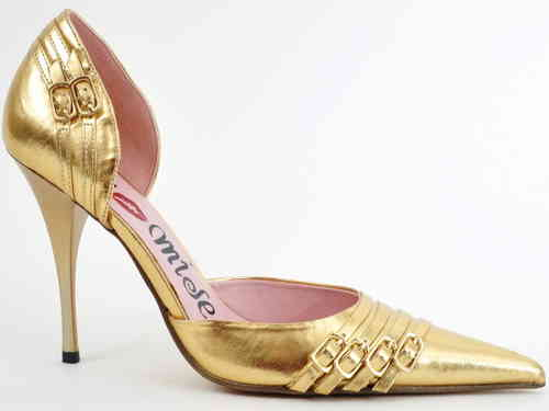Pumps - 790-470 - metal oro
