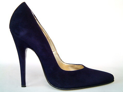 Pumps - 01 - Ve-bleu