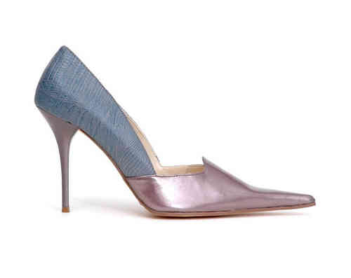 Pumps - 490-7842 - pewter