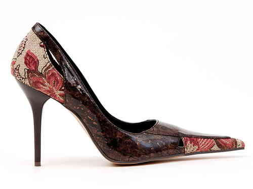 Pumps - 490-8090 - marrone