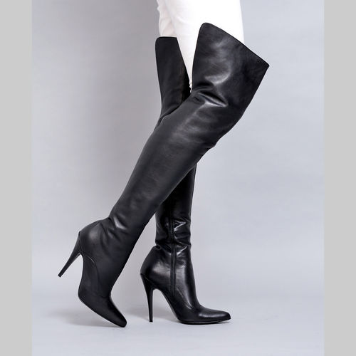 Boots - 1666-623 - Vitello nero