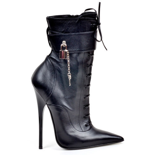 Boots - 868-2443 - Vitello nero