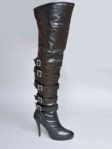 Boots - 5900-610 - black
