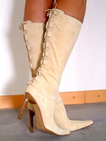Boots - 264 - beige
