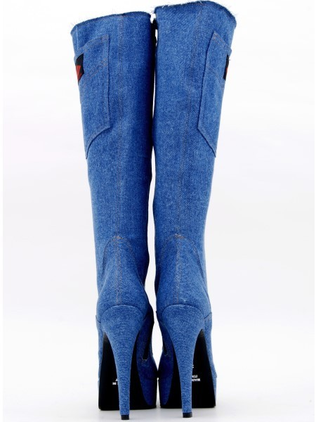 Boots - 321 - Jeans - High Heels Shop by FUSS Schuhe - Sexy Shoes ... 082b111960