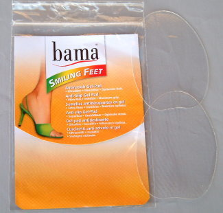 Bama Antirutsch Gel Pads