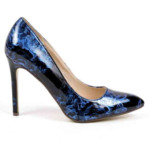 Pumps-ANN-27 - blue