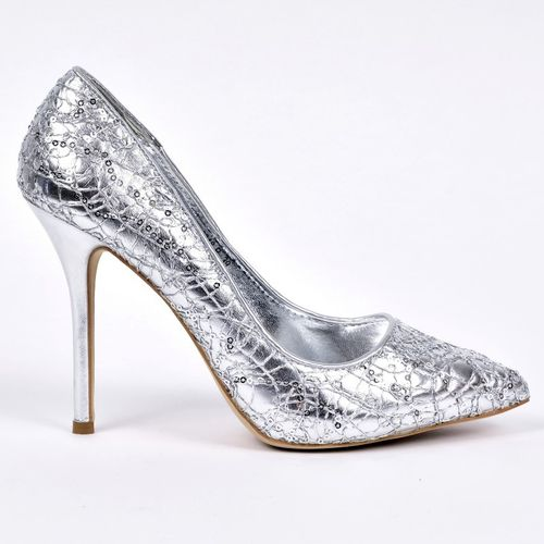 Pumps - PIA-27 - silver