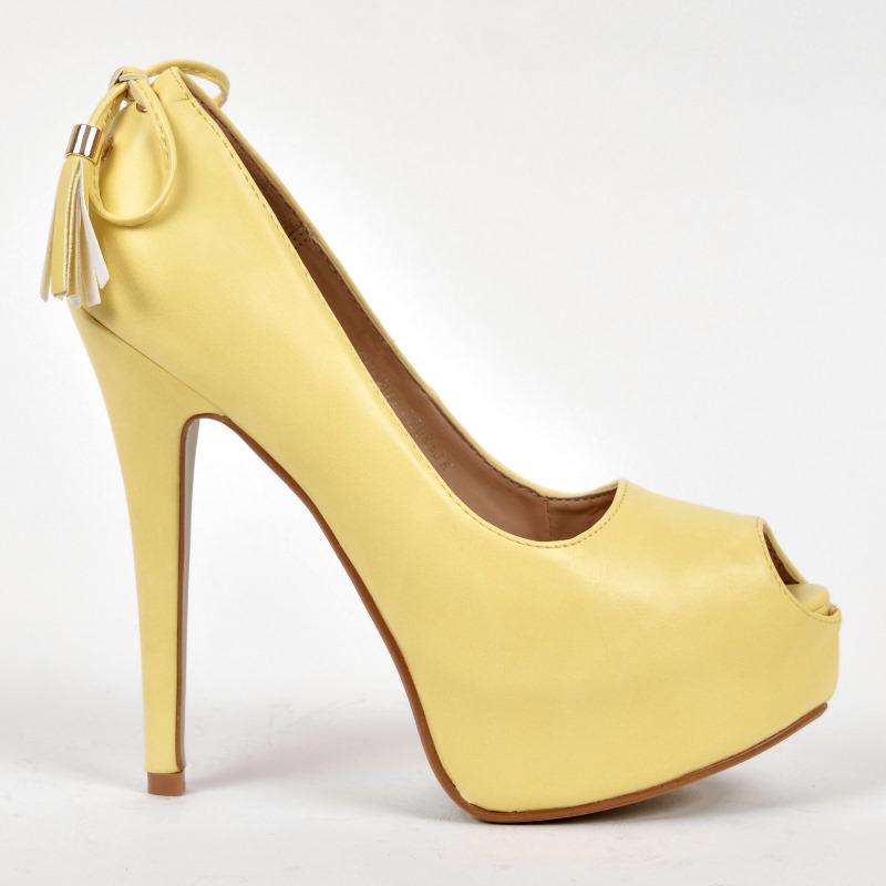 PL - Nila-22 - yellow - High Heels Shop
